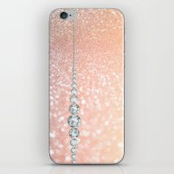 iPhone & iPod Skin featuring Diamonds Are Girls Best … by Better HOME