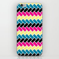 CMYK iPhone & iPod Skin