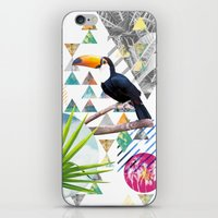 Tropical Mess iPhone & iPod Skin