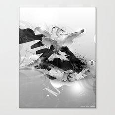 A moment of Lightness Canvas Print