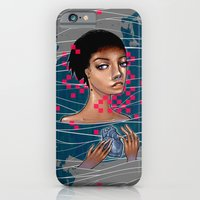 cold as heart iPhone 6 Slim Case