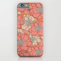 Loud Floral Slim Case iPhone 6s