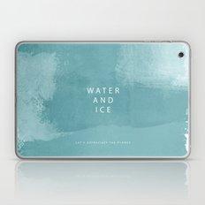 water and ice Laptop & iPad Skin