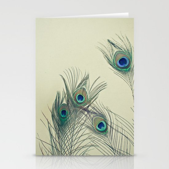 All Eyes Are on You Stationery Card