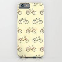 iPhone & iPod Case featuring bicicletas by Mariana Beldi
