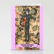 There, Paradise Is Found… Stationery Cards