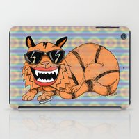 Kickflip Cat iPad Case