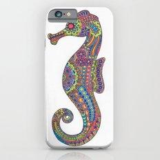 Kaleidoscope Seahorse iPhone 6 Slim Case