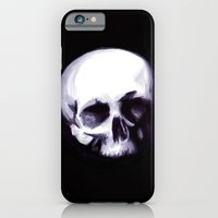 iPhone & iPod Case featuring Bones I by Zombie Rust