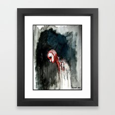The Doubting Spirit Framed Art Print