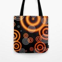 Disco Glow.  Tote Bag