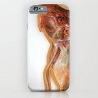 iPhone & iPod Case featuring Pesce by Emily A Robertson