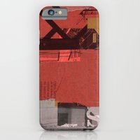 CROSS OUT #9 iPhone 6 Slim Case