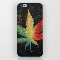 Marijuana iPhone & iPod Skin
