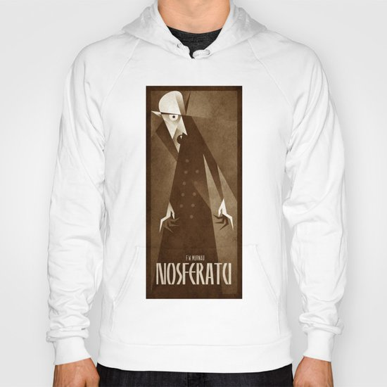 Nosferatu 1922 Hoody