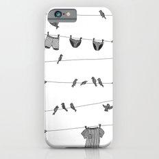 Clothing Line iPhone 6 Slim Case