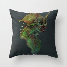 Marauder Throw Pillow