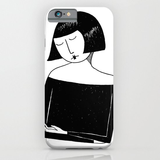 it was beauty killed the beast iPhone & iPod Case