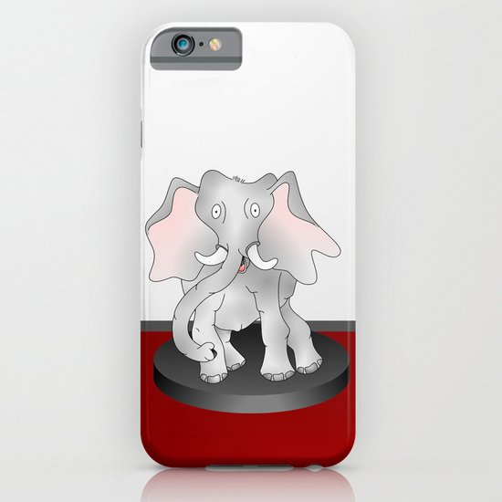 The Elephant Factor iPhone & iPod Case