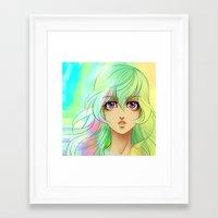 re:compile Framed Art Print