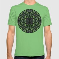 Barocco? Mens Fitted Tee Grass SMALL
