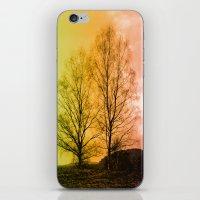 Warm Glow  - JUSTART © iPhone & iPod Skin