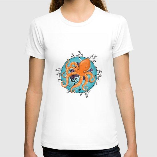 Hexapus Ink 2 T-shirt