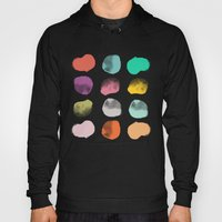 Colored Dots Hoody