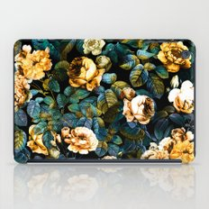Night Forest IV iPad Case
