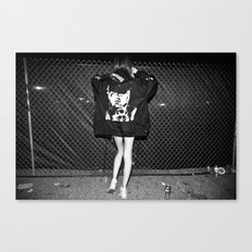 Thrasher Canvas Print