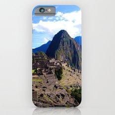 Manchu Picchu 2 iPhone 6 Slim Case