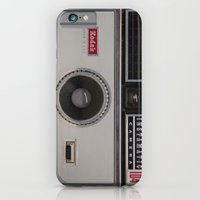 Instamatic Camera 3 iPhone 6 Slim Case
