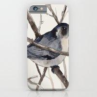 Grey Birdy 2 iPhone 6 Slim Case