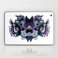 ILLUSTRATED DREAMS (CAN … Laptop & iPad Skin