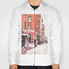 New York City Snow in Soho Hoody