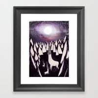 Idolize Framed Art Print