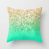 New Colors IV Throw Pillow
