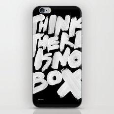 NOBOX iPhone & iPod Skin
