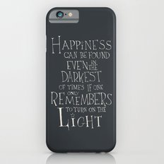 Harry Potter - Albus Dumbledore quote