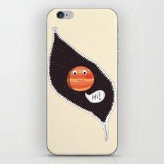 Hello Jupiter iPhone & iPod Skin