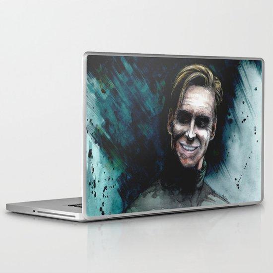David 8 Laptop & iPad Skin