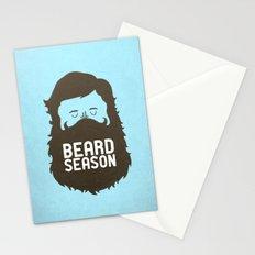 Beard Season Stationery Cards