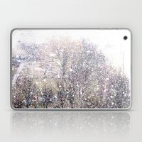 Snow In Early Fall(1)  Laptop & iPad Skin