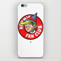 HERMIE FAN CLUB iPhone & iPod Skin