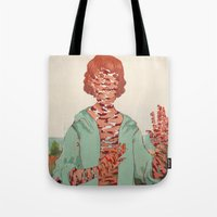 And You Fade Away Tote Bag