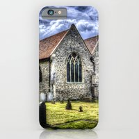 Orsett Church Essex England iPhone 6 Slim Case