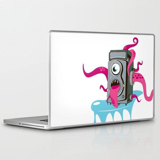 Monster Camera Laptop & iPad Skin