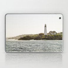 Lighthouse in Portland, Maine. Laptop & iPad Skin