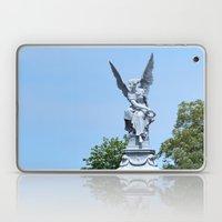 Angel And Blue Skies Laptop & iPad Skin