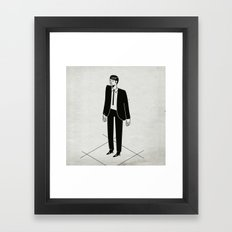 Nowhere Man - Early Years Framed Art Print